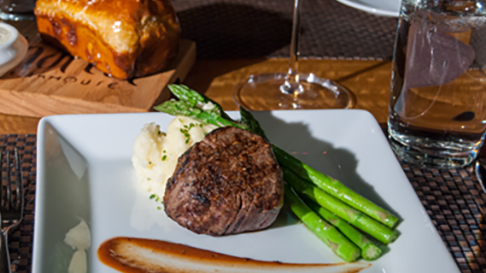 Final Cut Steakhouse 3 for $30