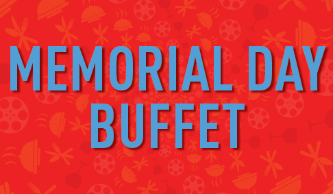 Memorial Day Buffet
