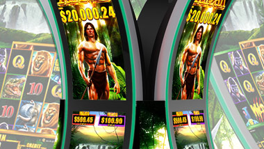new slot machine tarzan