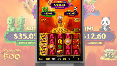 new slot machine Dancing Foo